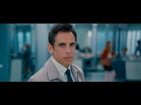 The Secret Life of Walter Mitty Movie Trailer