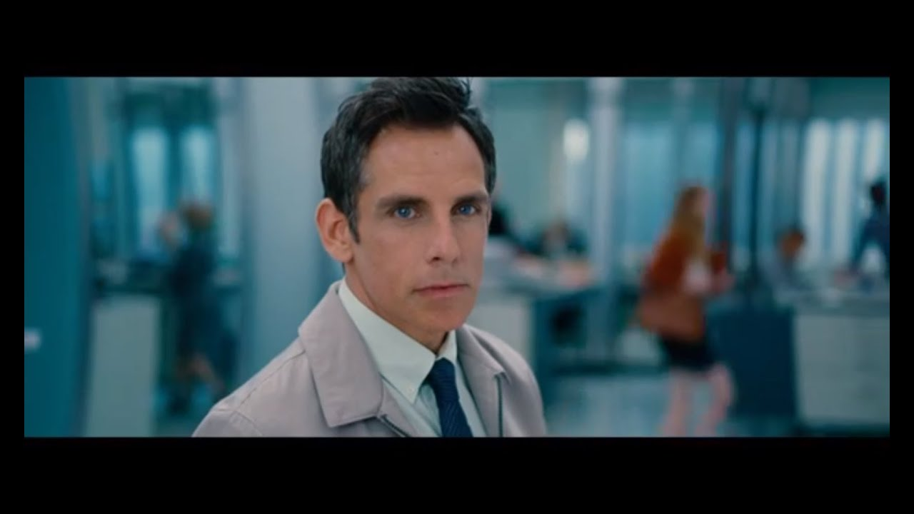Movie Trailer: The Secret Life of Walter Mitty (2013)