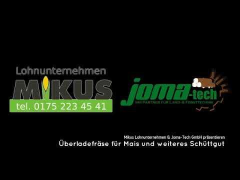 Joma-Tech GmbH Überladefräse