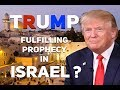 Download Youtube: Is TRUMP fulfilling prophecy in ISRAEL?