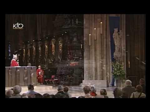 Messe du 14 septembre 2014