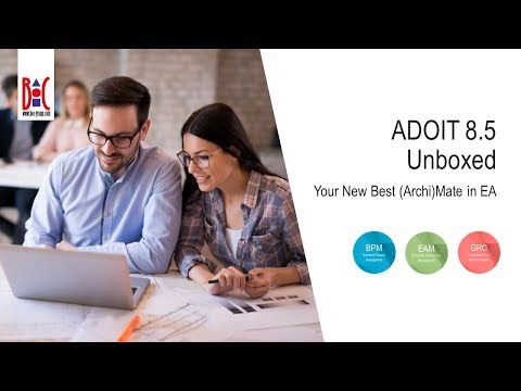 Preview: ADOIT 8.5 unboxed – Your New Best (Archi)Mate in EA