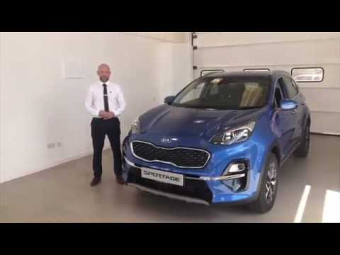 New 2019 Kia Sportage walkaround