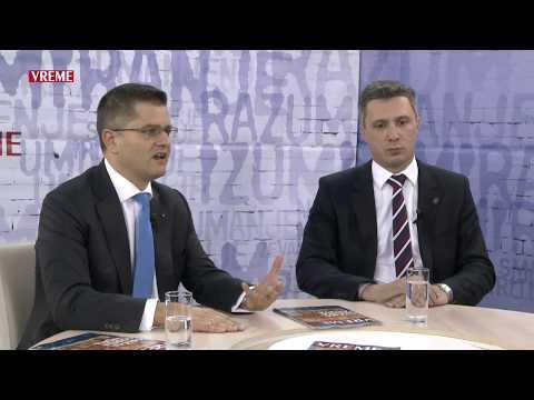 """Jeremić i Obradović govorili u """"Zumiranju"""""""