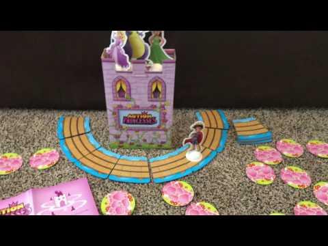 Action Princesses - How Lou Sees It Review