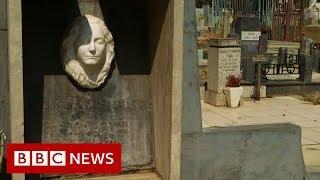 Crisis de Venezuela: donde ni siquiera las tumbas son seguras – BBC News