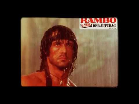RAMBO FIRST BLOOD PART II 2 - Main Title - Soundtrack