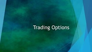 Options Trading Tutorial