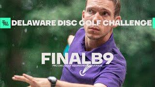 2019 DDGC | FINALB9 | Wysocki, McMahon, Mäkelä, Freeman