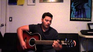 Build me a Girl by Andy Grammer (cover)