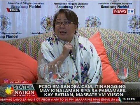 [GMA]  SONA: PCSO board member Sandra Cam, itinangging may kinalaman siya sa pamamaril kay…