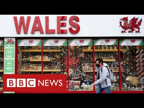 Wales imposes 16-day strict lockdown to control pandemic and protect NHS - BBC News