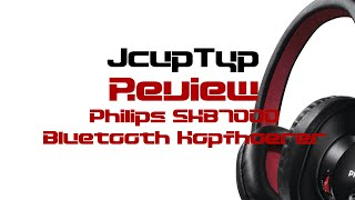 Geile, günstige Bluetooth Kopfhörer? -- Philips SHB7000 Review