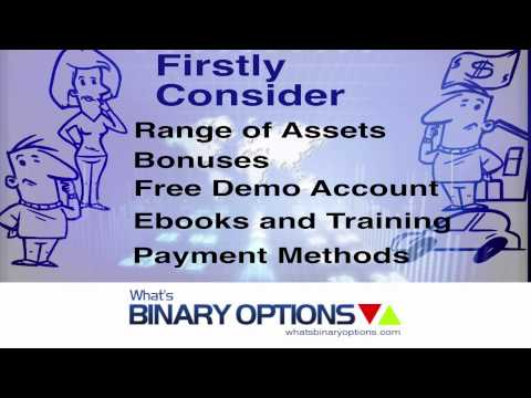 Binary options with a minimum deposit top