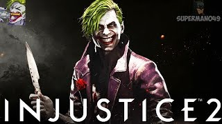 Injustice 2: HUGE BUFFS For Joker, Firestorm And Swamp Thing! Batman & Red Hood Nerfed!