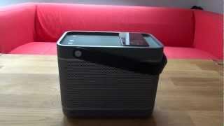 Bang & Olufsen B&O Play BeoLit 12 AirPlay Lautsprecher Test/Review (deutsch/german)