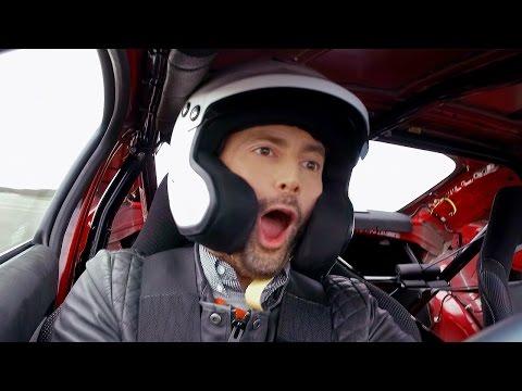 David Tennant Dents The New Reasonably Fast Car | Top Gear