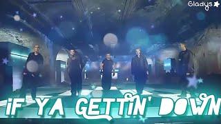 If ya gettin' down- Five (Subtitulos en español)
