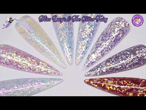 ?♀️Mirror Shards?♀️Product Video?♀️The Glitter Fairy?♀️