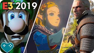 Nintendo E3 2019: All Trailers from Nintendo E3 Direct Show | E3 2019 Recap
