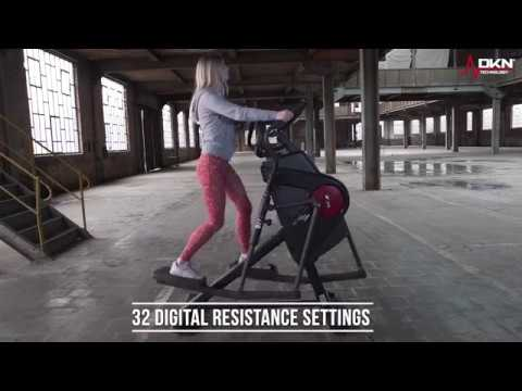 DKN XC-170i Multi Motion Elliptical Cross Trainer