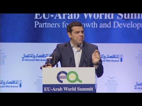 Αλ. Τσίπρας: Η Ελλάδα επιστρέφει στην ανάπτυξη