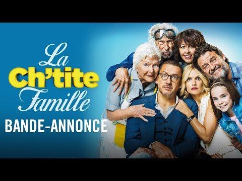 La Ch'tite Famille - Bande-annonce officielle HD