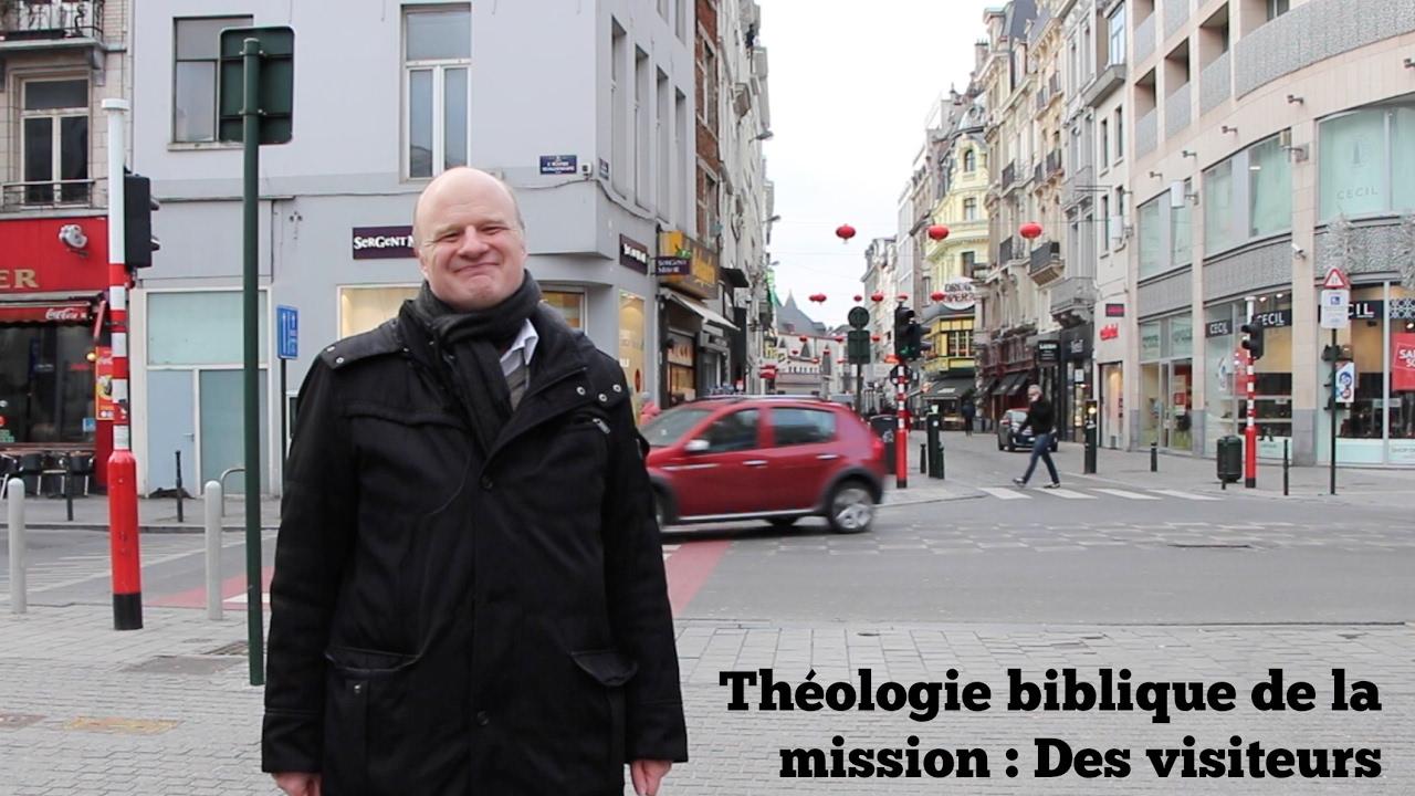 Théologie biblique de la mission 4 : Des visiteurs (Dt 4)