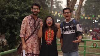 How is Saraswati Pujo Bengalis Valentines Day? feat The Bong Guy, DJ Bapon & Being Bong
