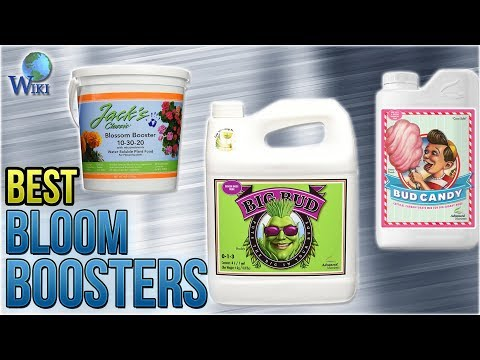 , title : '10 Best Bloom Boosters 2018