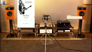 Sample Test - Yamaha RX V6A receiver - Focal - Metrum Acoustics