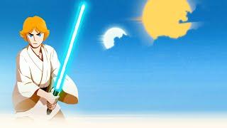 Episode 1.01 Luke Skywalker, le voyage commence (VF)