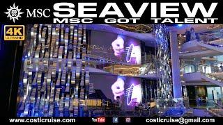 MSC SEAVIEW FLOWER PARTY