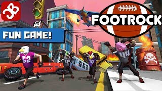 FootRock 2 - iOS/Android - Gameplay Video