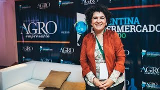 Dora Cortés - Subsecretaria de Producción de Neuquén