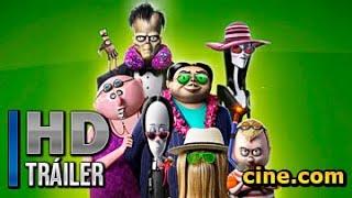 Tráiler Latino The Addams Family 2