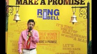 Divyam and Arijit Ring The Bell