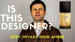 ISSEY MIYAKE NOIR AMBRE REVIEW | MAX FORTI