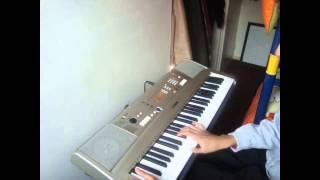 Trashed Lost & Strungout - Children of Bodom (Keyboard cover)