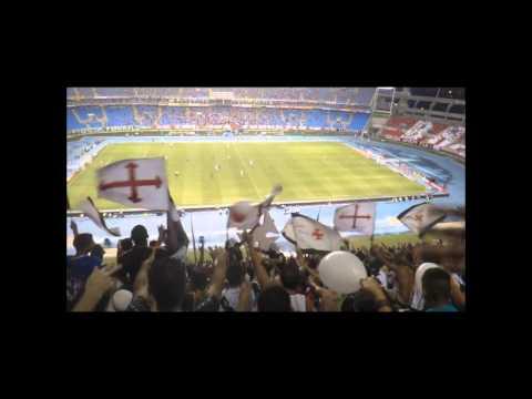 """""""GDA - VASCO x fluminense - Campeonato Carioca 02/03/13"""" Barra: Guerreiros do Almirante • Club: Vasco da Gama"""