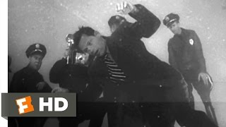 Sunset Blvd. (1/8) Movie CLIP - Floating in a Pool (1950) HD