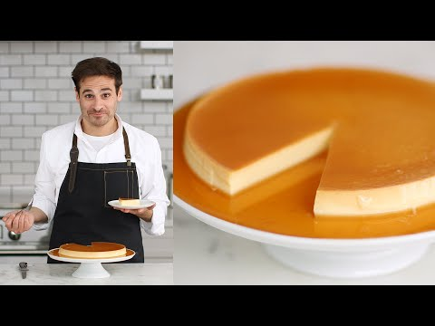 BEST TECHNIQUE FOR CLASSIC FLAN – KITCHEN CONUNDRUMS WITH THOMAS JOSEPH