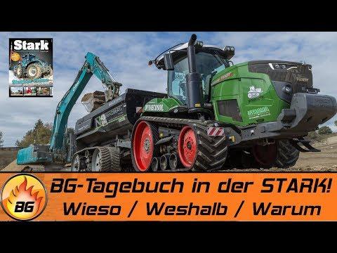 BG-Tagebuch in der STARK! | Wieso / Weshalb / Warum | Magazin Ausgabe 2/2019 Vorschau [HD]