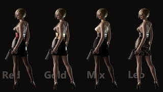 Claire Black Widow