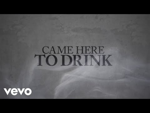 Jason Aldean - Came Here To Drink (Lyric Video)