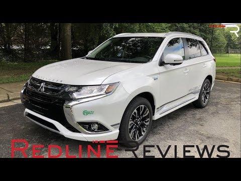 2018 Mitsubishi Outlander PHEV – Plug-In SUV For Cheap