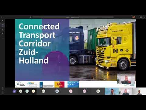 CATALYST Webinar - Connected Corridors 1 - iVRI's, ADAS systemen en Intelligente Infra [02.07.2020]