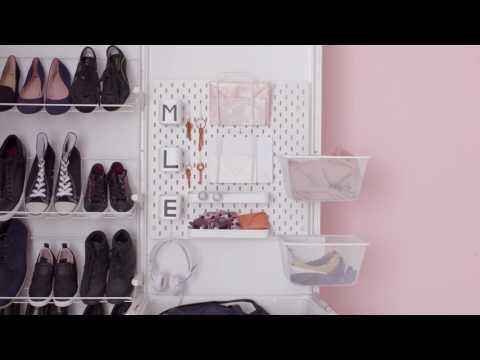 IKEA - Gardarobe im Flur und Eingangsbereich organisieren