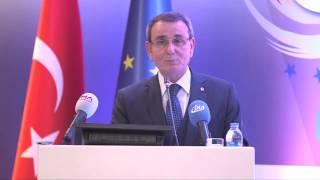 KUYAP ÜS - Samsun TSO Yönetim Kurulu Başkanı Salih Zeki Murzioğlu