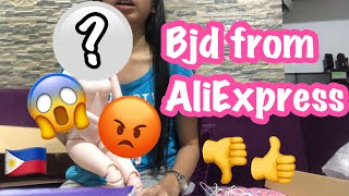 BJD (Ball Jointed Doll) From AliExpress UNBOXING